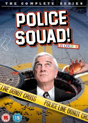 Rent Police Squad!: Series Online DVD & Blu-ray Rental