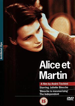 Rent Alice Et Martin (aka Alice et Martin) Online DVD Rental