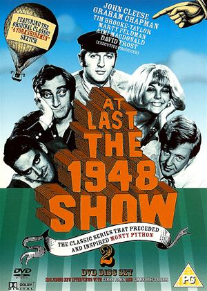 At Last the 1948 Show Online DVD Rental
