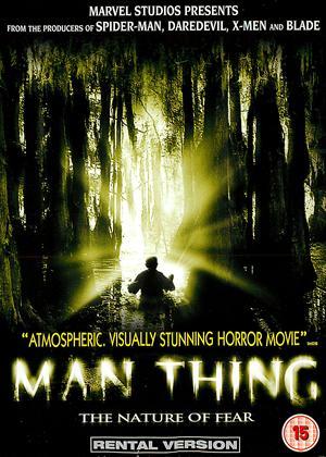 Rent Man Thing Online DVD Rental