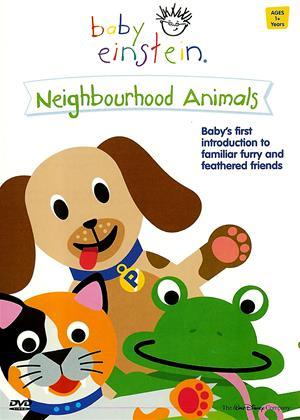 Rent Baby Einstein: Neighborhood Animals Online DVD Rental
