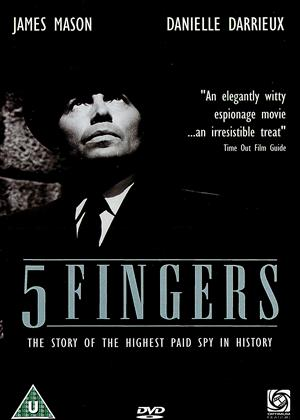 Rent 5 Fingers Online DVD Rental