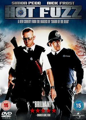 Hot Fuzz Online DVD Rental