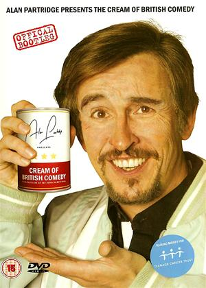 Rent Alan Partridge Presents: The Cream of British Comedy Online DVD Rental
