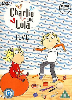 Rent Charlie and Lola: Vol.5 Online DVD Rental