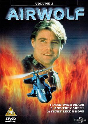 Rent Airwolf: Vol.2 Online DVD Rental