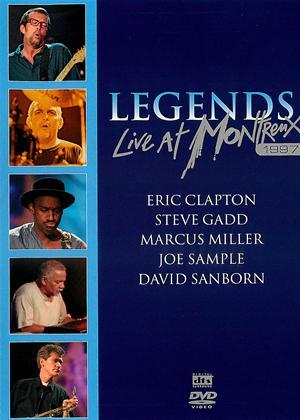 Rent Legends: Live at Montreux 1997 Online DVD Rental
