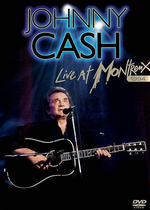 Rent Johnny Cash: Live in Montreux Online DVD Rental