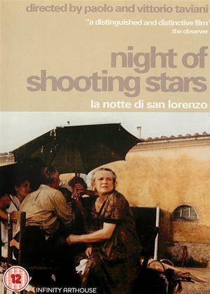 The Night of Shooting Stars Online DVD Rental