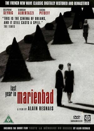 Last Year in Marienbad Online DVD Rental
