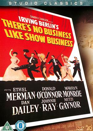 Rent There's no Business Like Show Business Online DVD & Blu-ray Rental