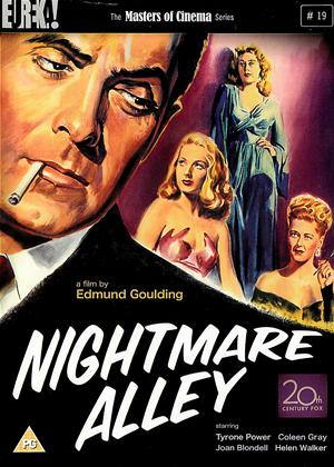 Nightmare Alley Online DVD Rental