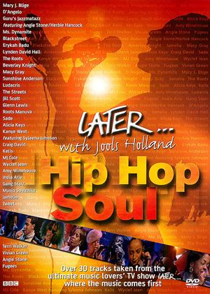 Rent Later with Jools Holland: Hip Hop Soul Online DVD & Blu-ray Rental