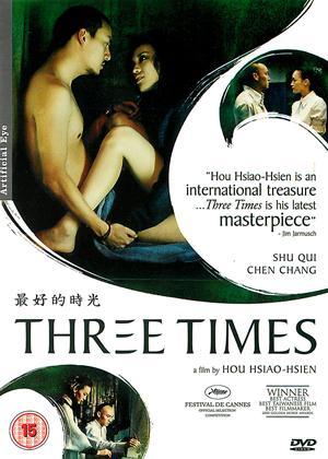 Rent Three Times (aka Zui hao de shi guang) Online DVD Rental
