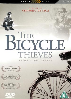 Rent The Bicycle Thieves (aka Ladri Di Biciclette) Online DVD Rental