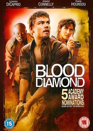 Rent Blood Diamond Online DVD Rental