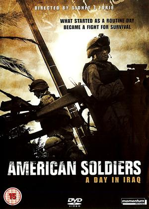 Rent American Soldiers: A Day in Iraq Online DVD Rental