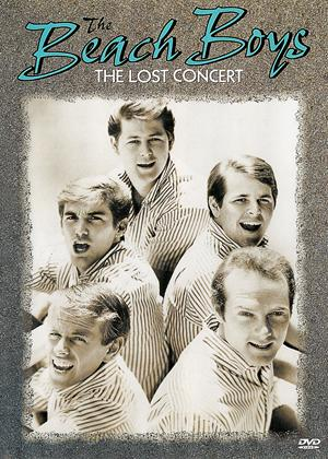 Rent The Beach Boys: Lost Concert Online DVD Rental