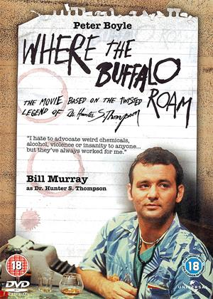 Rent Where the Buffalo Roam Online DVD Rental