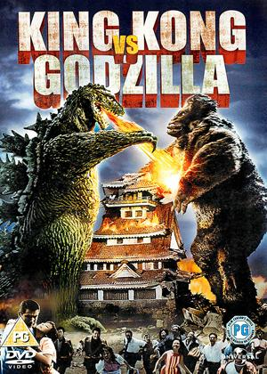 Rent King Kong vs. Godzilla (aka Kingu Kongu tai Gojira) Online DVD Rental
