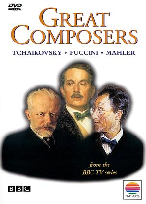 Rent Great Composers: Vol.3: Mahler / Tchaikovsky / Puccini Online DVD Rental