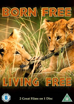 Rent Born Free / Living Free Online DVD Rental