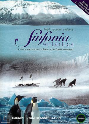 Rent Vaughan Williams: Sinfonia Antartica Online DVD Rental