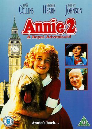 Rent Annie 2: A Royal Adventure! Online DVD & Blu-ray Rental