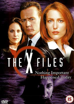 Rent X-Files: Nothing Important Happened Today Online DVD Rental