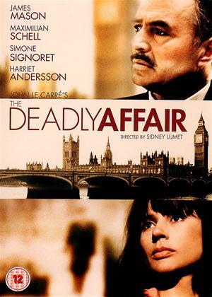 Rent The Deadly Affair Online DVD Rental