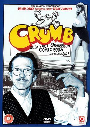 Rent Crumb Online DVD Rental