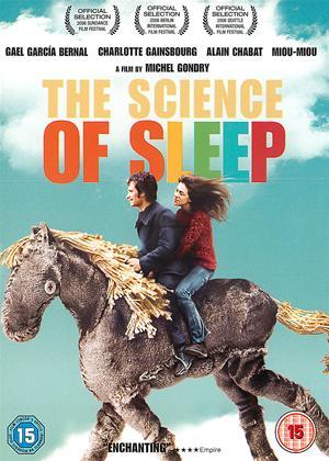 Rent The Science of Sleep (aka La science des rêves) Online DVD Rental