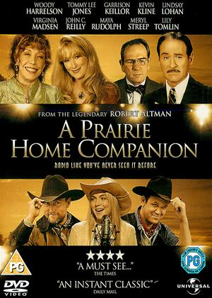 Rent A Prairie Home Companion Online DVD Rental