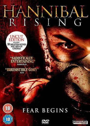 Hannibal Rising Online DVD Rental