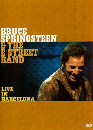 Rent Bruce Springsteen: Live in Barcelona Online DVD Rental