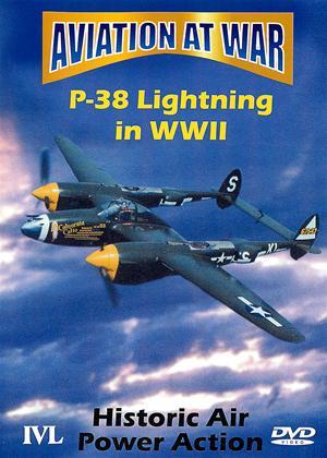 Rent Aviation at War: P-38 Lightning in World War 2 Online DVD Rental