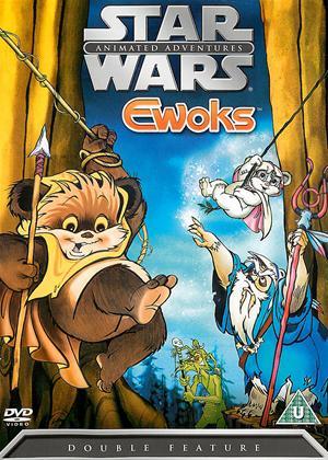 Rent Star Wars Animated Adventures: Ewok Online DVD & Blu-ray Rental