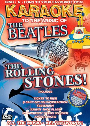 Rent Karaoke: The Beatles / The Rolling Stones Online DVD Rental
