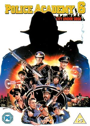 Police Academy 6 Online DVD Rental