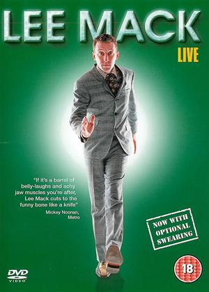 Rent Lee Mack: Live Online DVD Rental