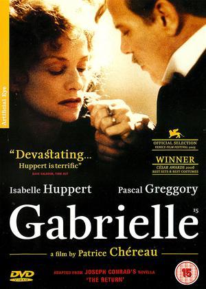 Rent Gabrielle Online DVD Rental