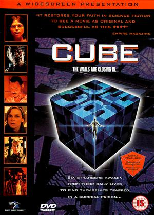 Rent Cube Online DVD & Blu-ray Rental
