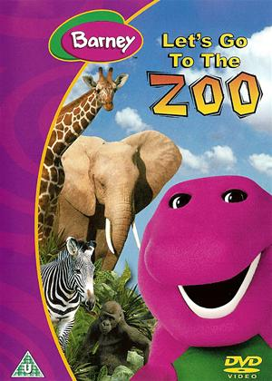 Rent Barney: Let's Go to the Zoo Online DVD Rental