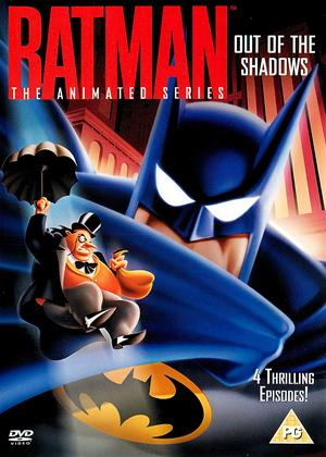Rent Batman: The Animated Series: Vol.3: Out of The Shadows Online DVD Rental