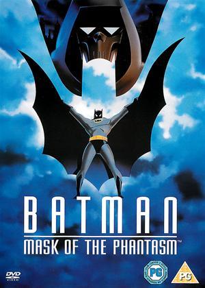 Rent Batman: Mask of the Phantasm Online DVD Rental