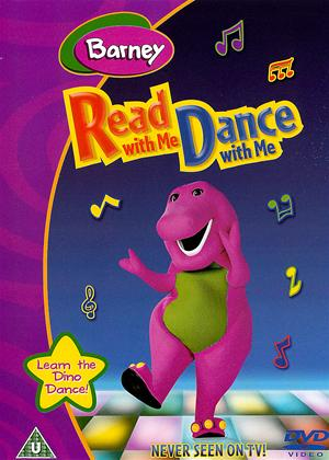 Rent Barney: Read with Me! Dance with Me! Online DVD Rental