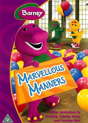 Rent Barney: Marvellous Manners Online DVD Rental