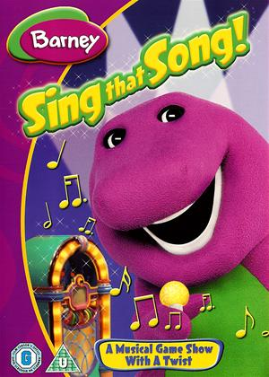 Rent Barney: Sing That Song! Online DVD Rental