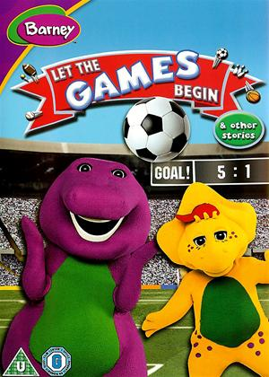 Rent Barney: Let the Games Begin Online DVD & Blu-ray Rental