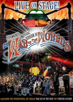 Rent Jeff Wayne's Musical Version of the War of the Worlds: Live Online DVD Rental